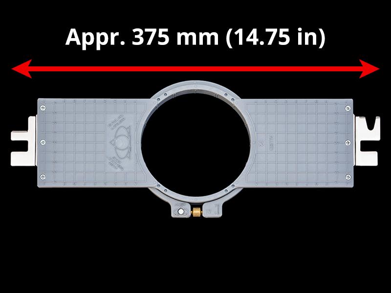 380 mm (Appr. 15.0 inch) Arm Spacing - EFP Type