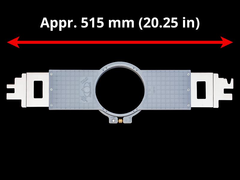 520 mm (Appr. 20.5  inch) Arm Spacing - EFP Type