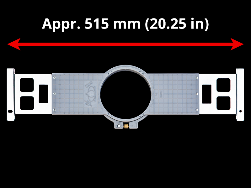 520 mm (Appr. 20.5  inch) Arm Spacing - QS Type
