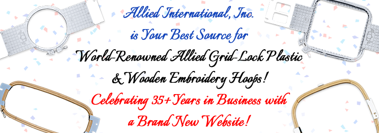 Allied International - Welcome to our Brand New Website!