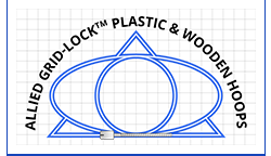Allied International, Inc. - Home of Patented Allied Grid-Lock Plastic and Wooden Embroidery Hoops